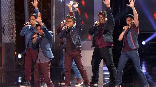 The Filharmonic Sings Bruno Mars
