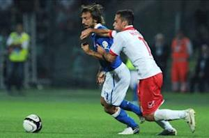 Prandelli: Pirlo wants to play in 2014 World Cup