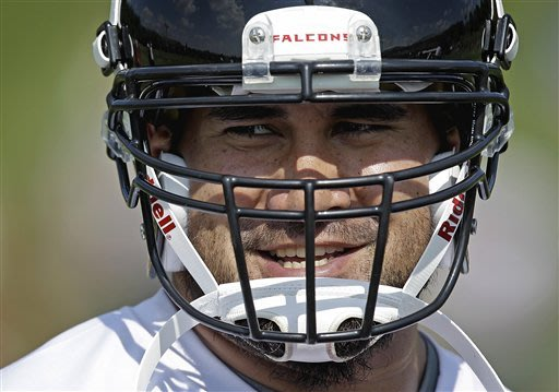 Tatupu relishing his career revival with Falcons