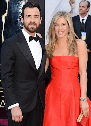 "Jennifer Aniston: Justin Theroux and I ""Already Feel Married"""