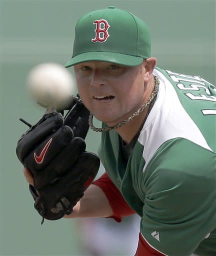 Lester perfect for 6 IP as Red Sox beat Rays 5-1