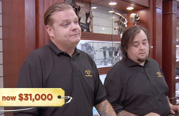 Corey Harrison Pawn Stars Arrested