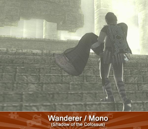 Wanderer / Mono (Shadow of the Colossus)