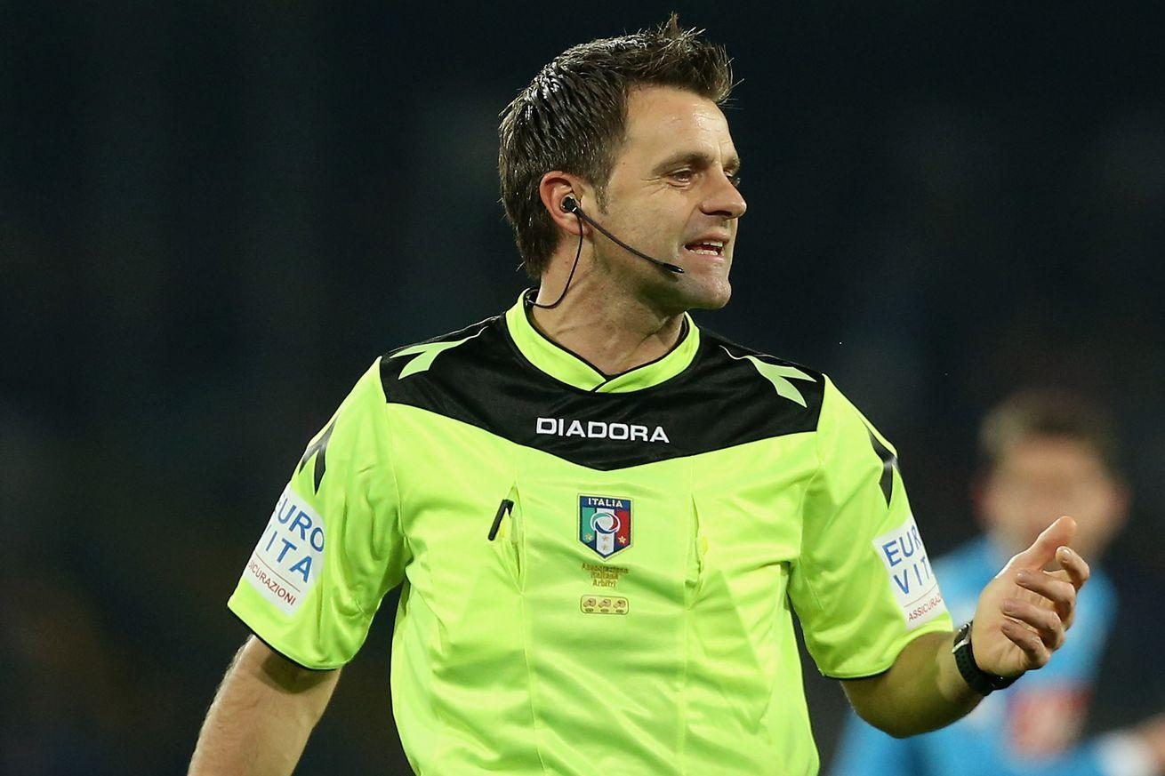 Italian referee sues over Juventus bias accusations