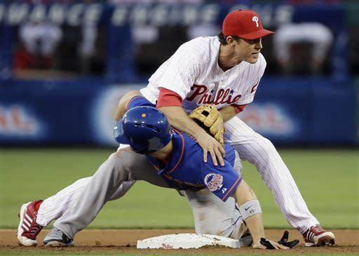 Frandsen's HR in 9th lifts Phillies over Mets, 8-7