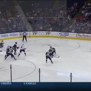 Sergei Bobrovsky Save on John Carlson (00:20/3rd)