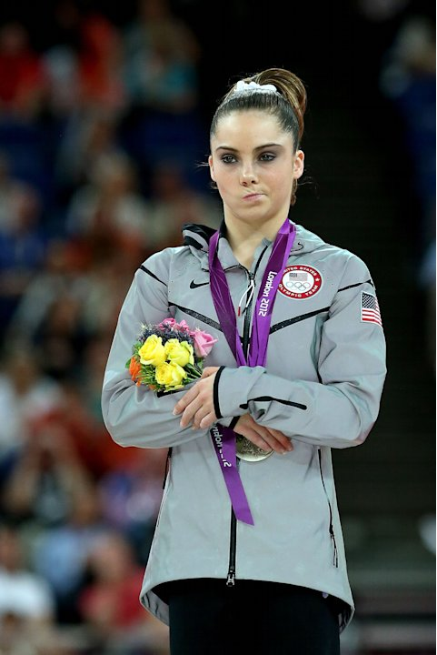 """McKayla is not impressed"""