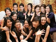 Miss Hong Kong Pageant 2012 finalists revealed