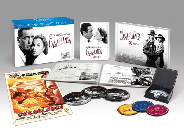 Casablanca: 70th Anniversary Limited Collector's Edition