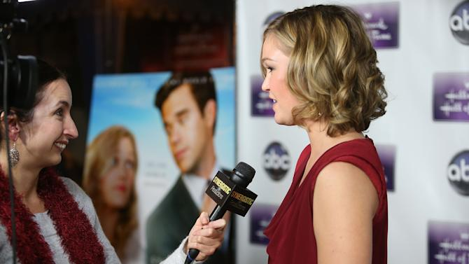 """Premiere Of Disney ABC Television & The Hallmark Hall Of Fame's """"The Makeover"""" - Arrivals"""