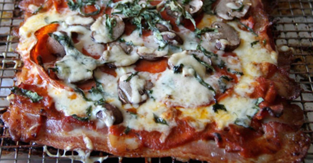 15 Drool Worthy Pizzas Without The Bread!