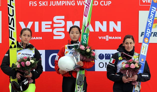 FIS Ladies Ski Jumping Rasnov - Day 2