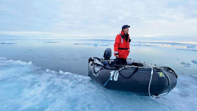 Crystal Cruises will be launching the world's first expedition through the Northwest Passage in 2016.