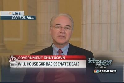 President refuses to lead: Rep. Price