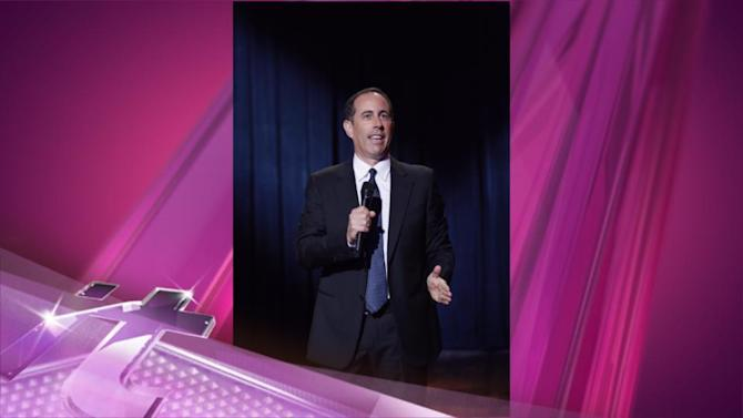 Entertainment News Pop: Jerry Seinfeld Tops Forbes' List of Highest-earning Comedians