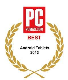 Fuhu's nabi 2 Sweeps PC Mag's 2013 Best of Awards: Best Android Tablet