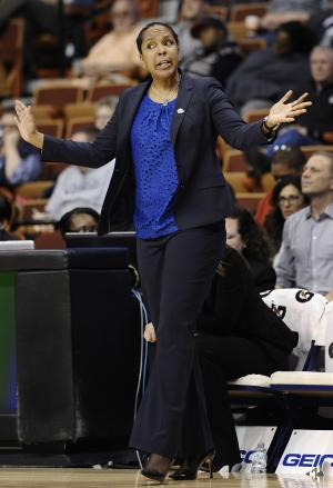 USF women advance with 72-44 win over Temple
