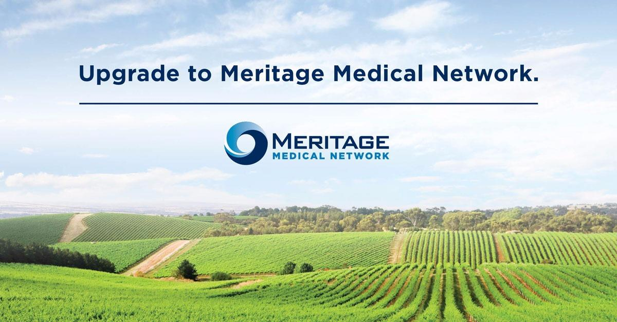 Upgrade Your Healthcare With Meritage Medical
