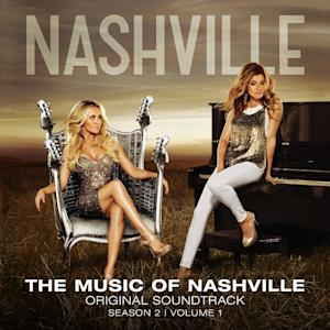 "This photo provided by Big Machine Records shows the album cover for ""The Music of Nashville, Season 2, Volume 1."" (AP Photo/Big Machine Records)"
