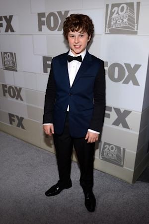 Nolan Gould arrives at FOX Broadcasting Company, Twentieth Century FOX Television and FX post Emmy party at Soleto in Los Angeles on September 23, 2012 -- Getty Images