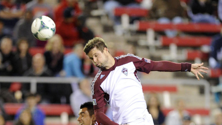 MLS: Preseason-Chivas USA vs Colorado Rapids