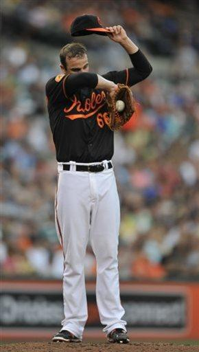 McLouth homers as Orioles rally past Yankees 4-3