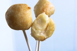 Fried Cheese Pops