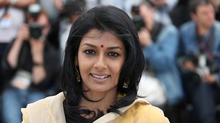 Indian actress and director, Nandita Das, pictured during a photocall for the Cinefondation and Short Films Jury at the 66th edition of the Cannes Film Festival in France, on May 22, 2013