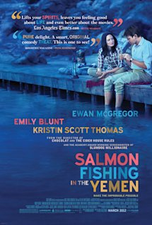 Poster of Salmon Fishing in the Yemen