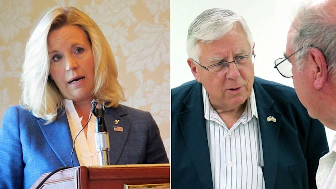 Liz Cheney Abandons Uphill Fight in Wyoming Senate Race, Citing Family Health Problems