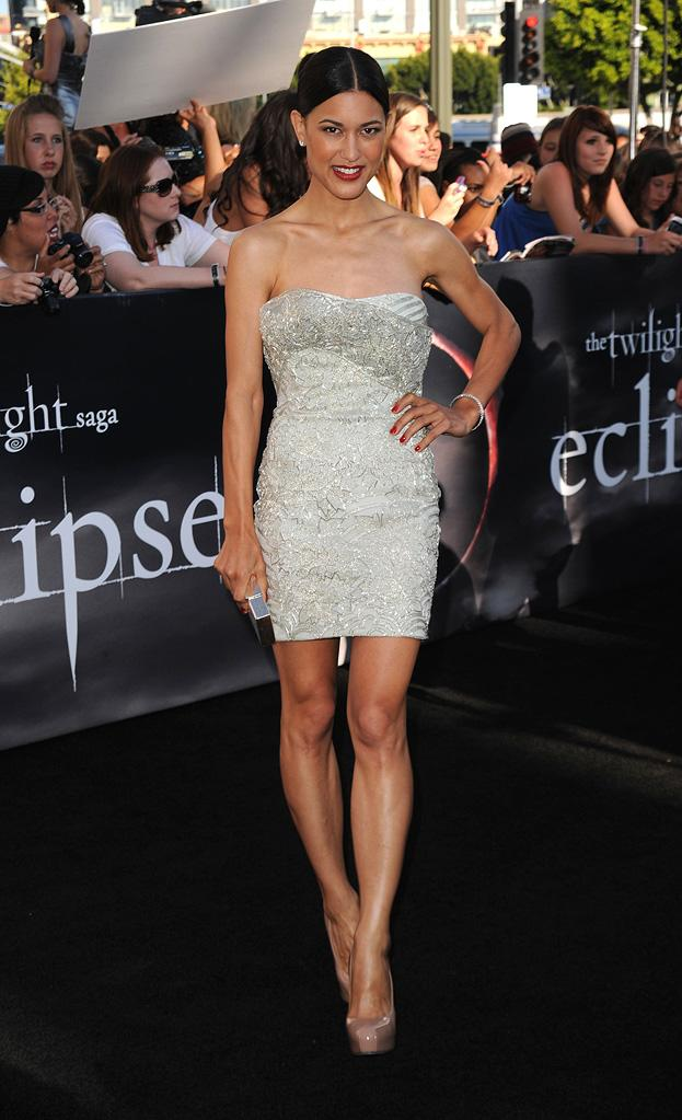 The Twilight Saga Eclipse LA Premiere 2010 Julia Jones