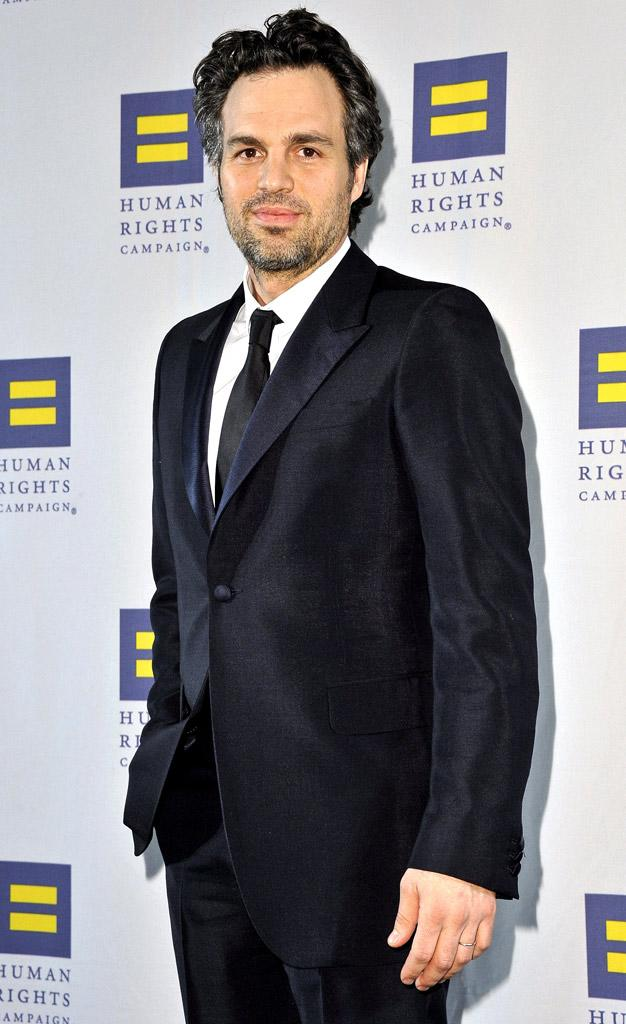 Mark Ruffallo Greater New York Human Rights Campaign Gala