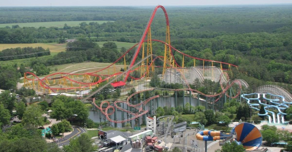 The 13 Best Roller Coasters In America