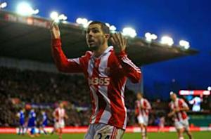 Liverpool loanee Assaidi unsure of Stoke future