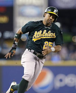 AP source: Mets, OF Chris Young agree at $7.25M