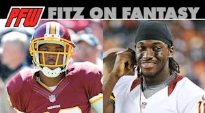A Santana revival: Moss and RG3 are a 'Smooth' combination
