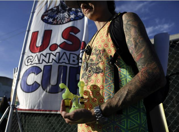 High Times U.S. cannabis cup