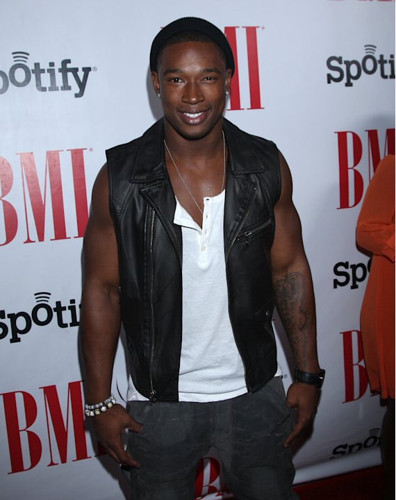Kevin McCall at the BMI Urban Awards honoring Mariah Carey held at the Saban theatre on Friday Sept 7, 2012, in Beverly Hills, Calif. (Photo by Arnold Turner/Invision for BMI/AP Images)