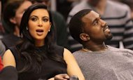 Parents-To-Be Kim And Kanye Feeling 'Blessed'