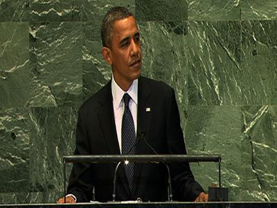 Obama warns Iran on nukes