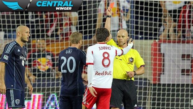 Central Winger: Is there ever a good time to go down a man? A deeper look at red cards
