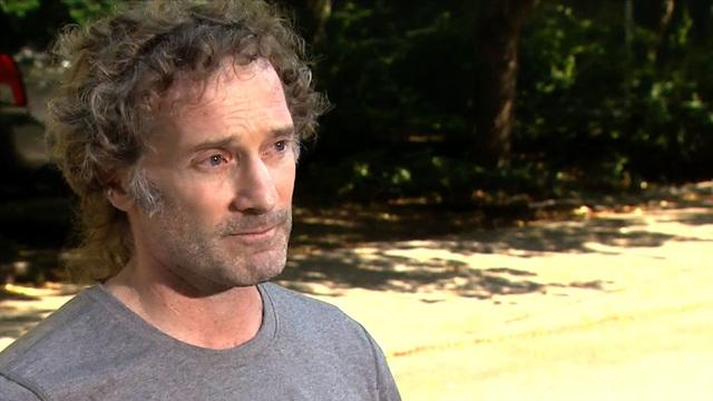 Freed journalist speaks out after returning home from Syria