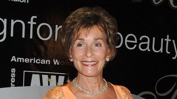 Judge Judy Gracie Allen Aw