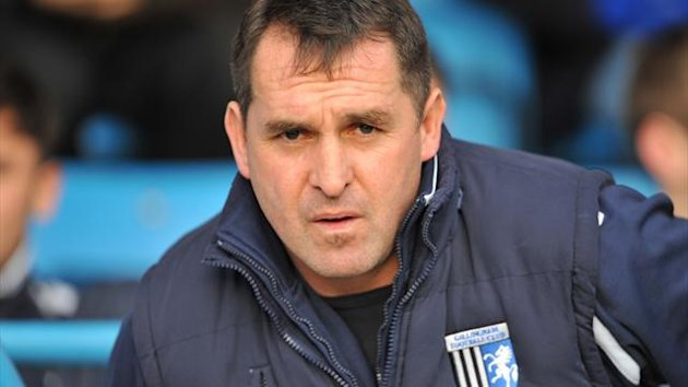 Martin Allen's League Two leaders Gillingham were held to a draw by Fleetwood