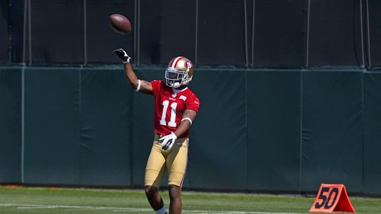 San Francisco 49ers Rookie Camp