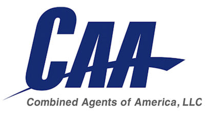Combined Agents of America, LLC Logo.