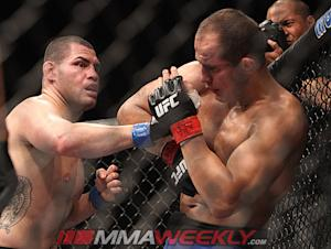 UFC Champ Cain Velasquez Doesn't Know Who is Next, Only That It Won't Be Daniel Cormier