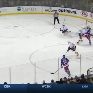 Pekka Rinne Save on Kevin Hayes (05:23/2nd)