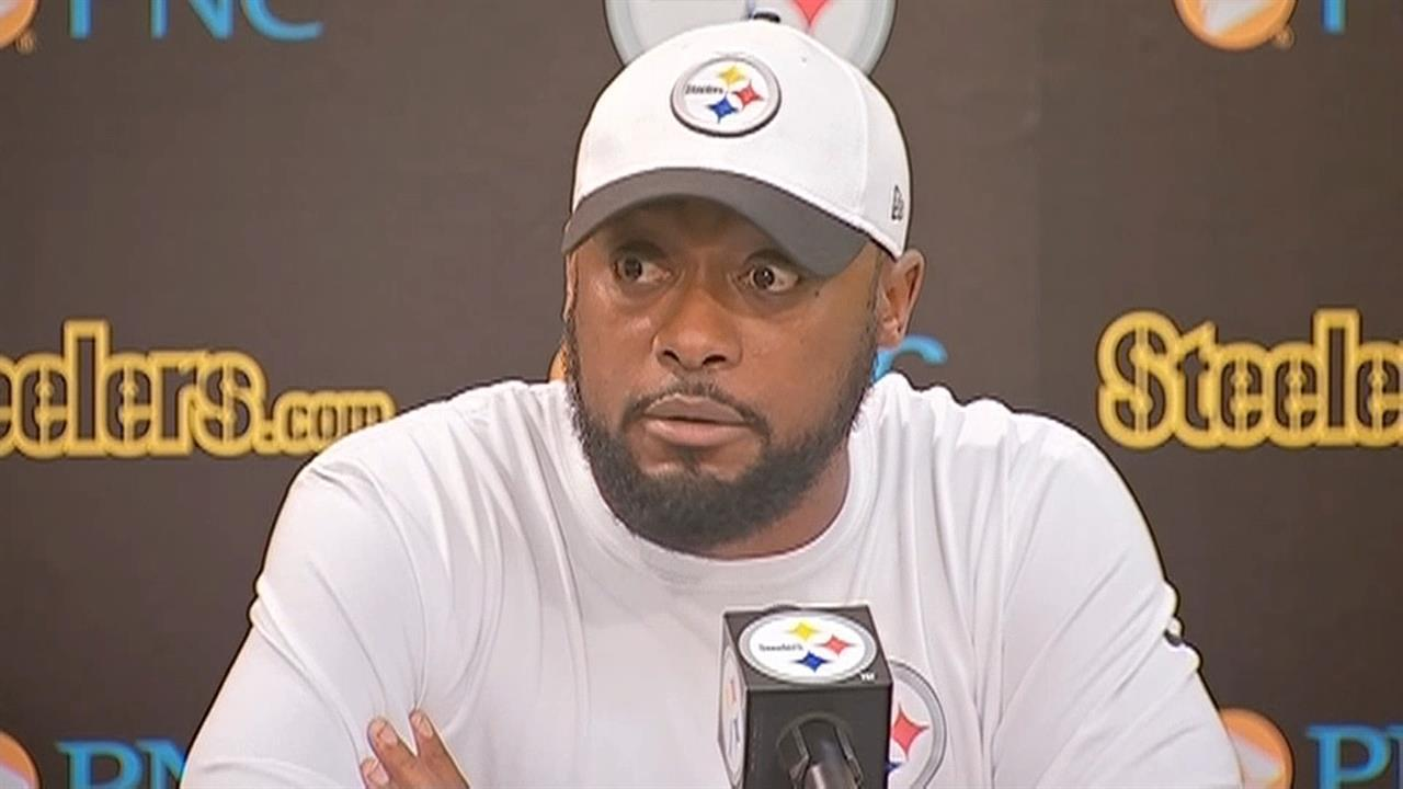 Tomlin 'disappointed, not discouraged' by 2-2 Steelers