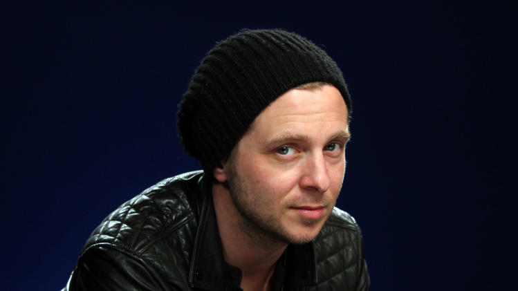 "FILE - This Feb. 27, 2013 file photo shows OneRepublic frontman Ryan Tedder in New York. Beyonce released her self-titled album in surprise form on Friday, Dec. 13. Tedder produced the single ""XO"" and he learned about the release not long before it went public. In just three days, ""Beyonce"" sold more than 617,000 units on the U.S. iTunes Store, where it was released exclusively. The album also features collaborations with Jay Z, Justin Timberlake, Miguel, Timbaland, Pharrell and Frank Ocean. Tedder previously produced Beyonce's Grammy-winning hit, ""Halo."" (AP Photo/John Carucci, File)"